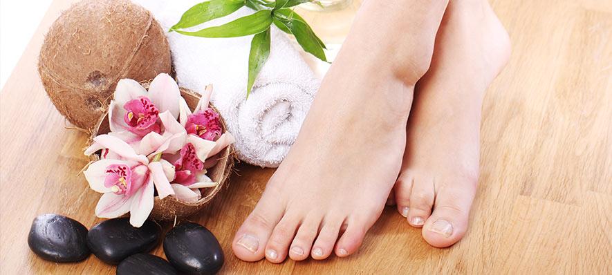 Naturalne sposoby na piękne stopy