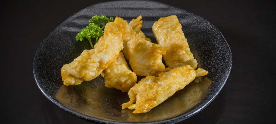 tofu ryba