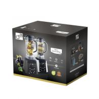 Blender G21 SMART Smoothie Vitality (Czarny grafit)