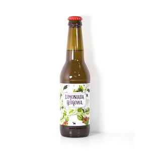 Lemoniada głogowa 330ml
