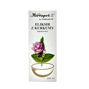 Eliksir z kurkumy 100ml