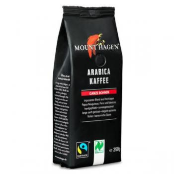 Mount Hagen | Kawa ziarnista arabica fair trade BIO 250g