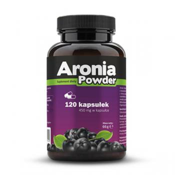 PharmoVit | Aronia powder 120kaps